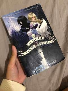 The School for Good And Evil #1 Book (Soman Chainani)