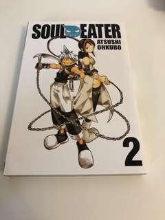 soul eater- 2 manga