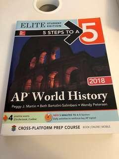 AP world history workbook