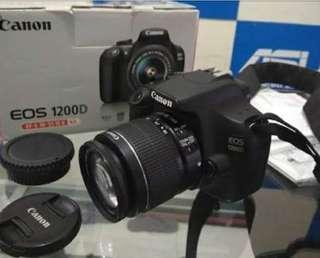 promo camera canon EOS 1200D