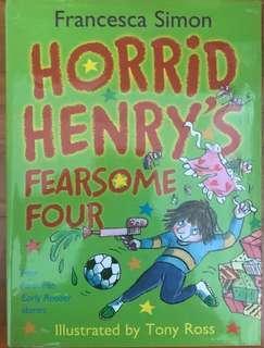 🚚 Horrid Henry