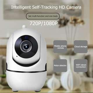 CLOUD CCTV ONLINE LIVE VIEW MOTION TRACKING AUTO FOLLOW -ME