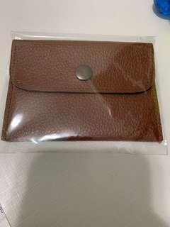 皮製card holder