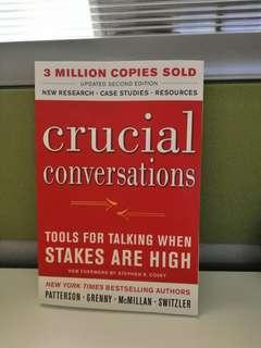 🚚 Crucial conversations
