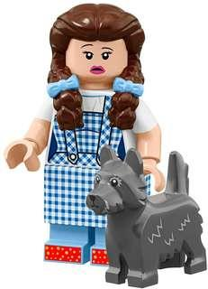 The Lego Movie 71023 Minifigures: Dorothy Gale