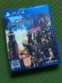 Kingdom Hearts 3 ps4 r3