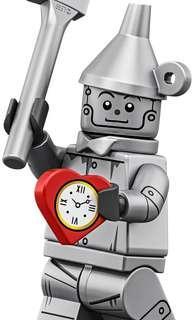 The Lego Movie 2 Minifigures 71023: Tin Man