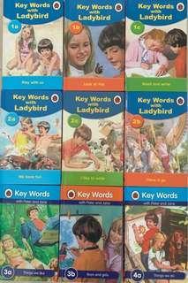 🚚 Ladybird Key Words (Peter And Jane)