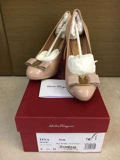 Salvatore Ferragamo Shoes Tina 9cm pump