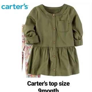 Carter's top 9month