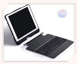 New iPad 2018 Smart Keyboard Case with Apple Pencil Holder