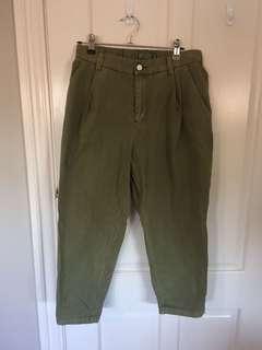 ASOS 3/4 cargo pants