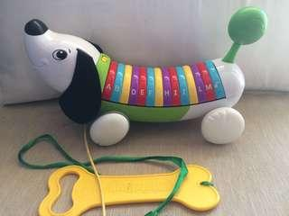 ELC - Alphapup dog learning toy