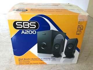 Creative SBS A200 Speakers