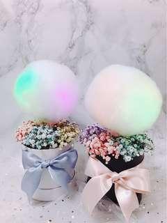 Flowers Box: Rainbow Candy