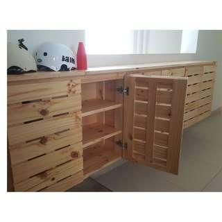 Cabinet (Storage or Shoe cabinet)