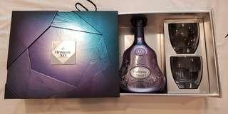 Hennessy X.O extra old cognac (limited edition)