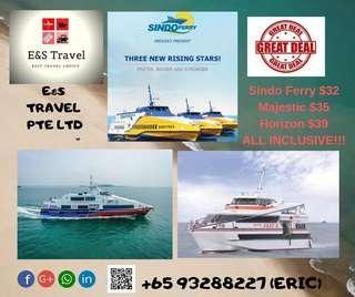 🚚 Batam Ferry Ticket