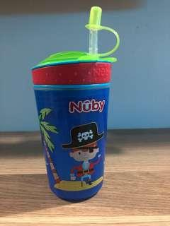 Nuby snack and drink bottle