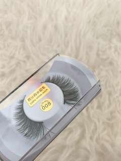 100% Mink False Eyelashes