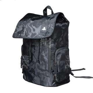 PS4 Camo Backpack Original Black