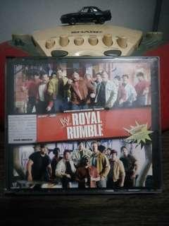 VCD WWE WWF Royal Rumble