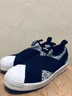 Adidas Superstar Printed Slip On