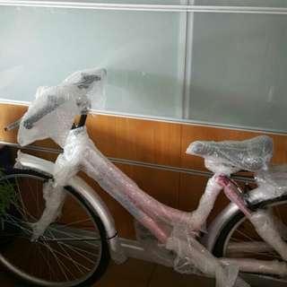 全新變速腳踏車