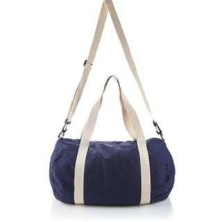 Duffel Bag (navy blue or black)
