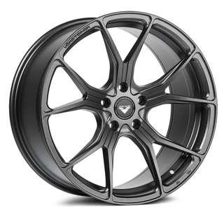 "Vorsteiner Flow Forged Wheels VFF-103 in Carbon Graphite 19"" wheels for BMW M3 (F80) / M4 (F82/F83)"