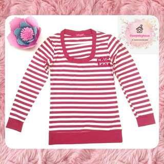 Kaos/Baju Lengan Panjang Cewek/Wanita