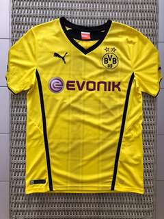 d5e846fa1 Puma💯% Authentic yellow Borussia Dortmund home jersey for SGD 27 (size S