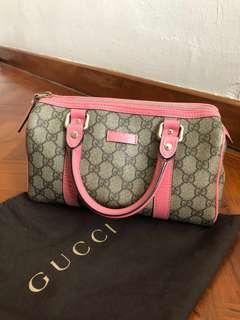 Gucci Joy Boston Bag Authentic
