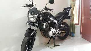 Yamaha scorpio 225cc. th. 2014.MURAH.BU