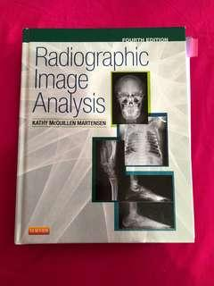Radiographic Image Analysis Fourth Edition Textbook