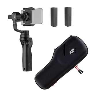 DJI Osmo Mobile 1 + Accessories