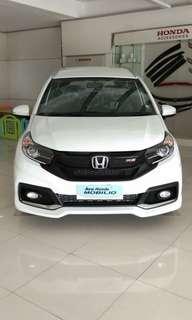 All New Honda Mobilio Facelift