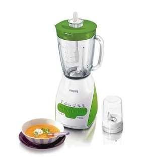 Blender Philips HR2116 2in1 Glass Jar Kap 2liter Harga Promo Garansi Resmi