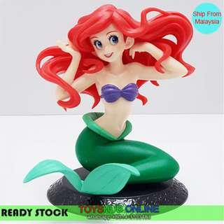 Mermaid PVC Figure Collection Cake Topper H 11CM