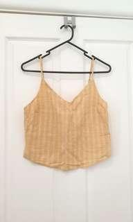 Supre yellow cami