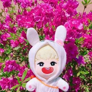 🚚 Monsta X - Wonho Wonkkomi Doll by @welsh_hogi