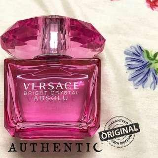 Versace Bright Crystal Absolu (Authentic)