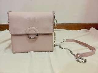 Sling Bag Nude Pink