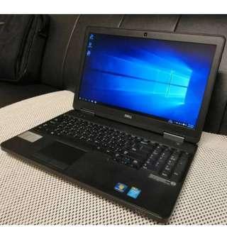 DELL E5540 15.6吋 筆記型電腦