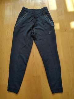 Nike Cotton Sweatpants Size S Black