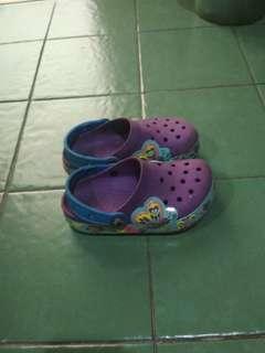 Crocs utk anak perempuan (ori)