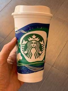 Starbucks bottle ( new ) Starbucks Melaka
