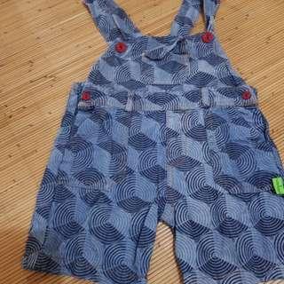 Baju kodok (montir) bayi
