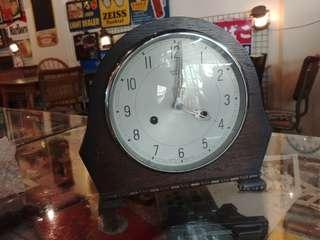 Vintage Mantle Clock Smith Enfield Windup Wind up clock