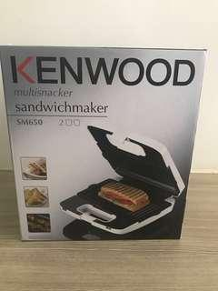 Kenwood sandwich maker (multimaker)